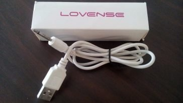 lovense charging