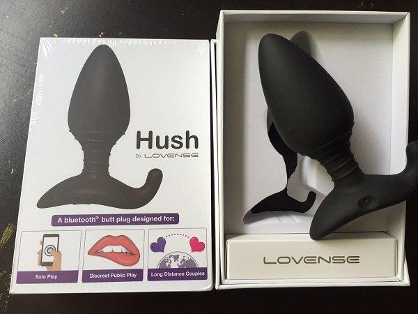 lovense hush plug