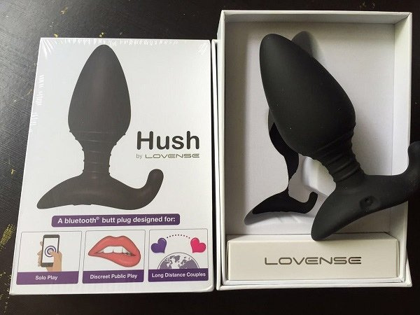 lovense hush lovense review