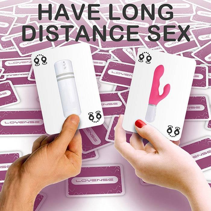 long distance sex