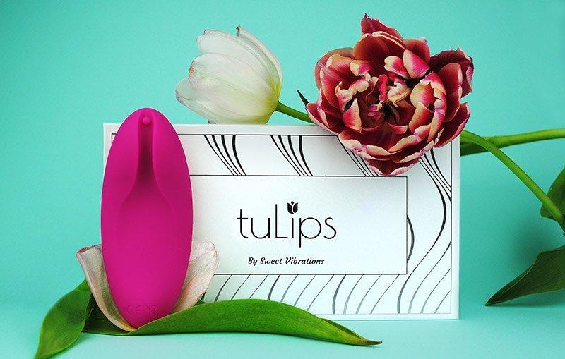 tulips clitoris vibrator panty vibe