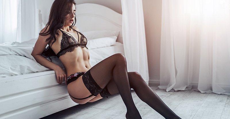 wearing vibrating panties view